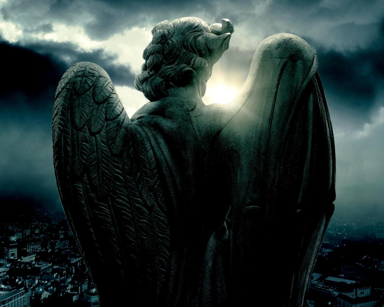 4181 - Демоны и ангелы
