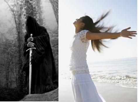 foto zhizn smert - Жизнь и смерть