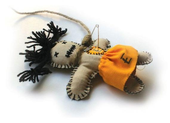 voodoo doll 31 - Таинственные куклы Вуду