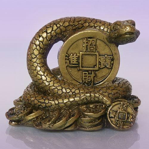 figurka zmei - Фен шуй змея