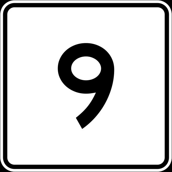 Цифры 9 в нумерологии