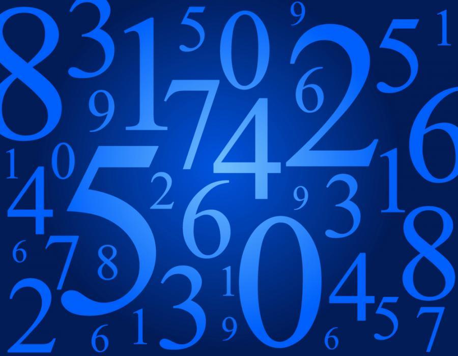 Numbers, numbers, numbers