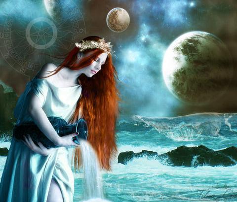 гороскоп водолей женщина