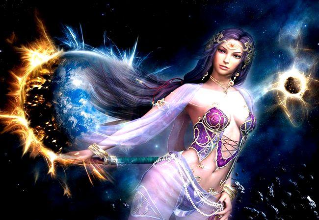 znak zodiaka zhenchina deva - Женщина Дева